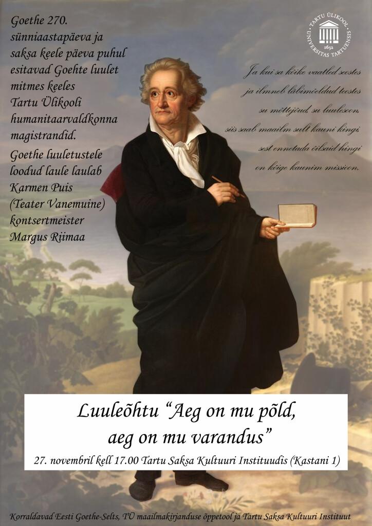 Goethe-plakat